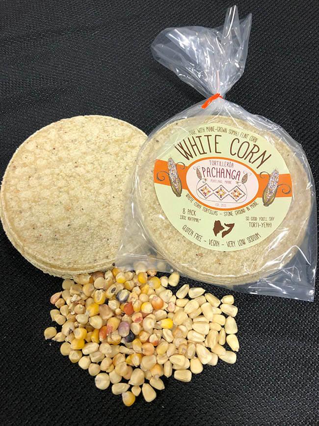 Tortilleria Panchaga Packaging