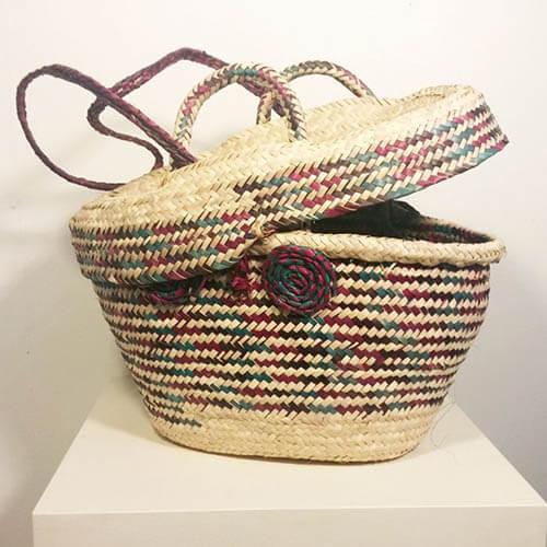 A Somali Bantu basket